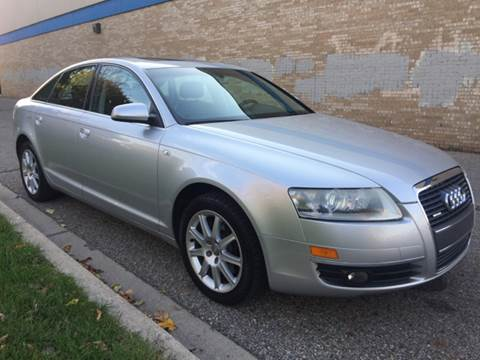 2005 Audi A6 for sale at Capitol Auto Sales in Lansing MI