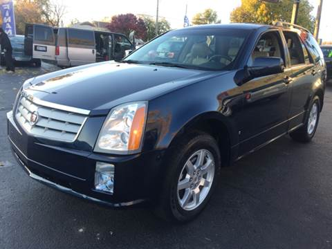 2008 Cadillac SRX for sale at Capitol Auto Sales in Lansing MI
