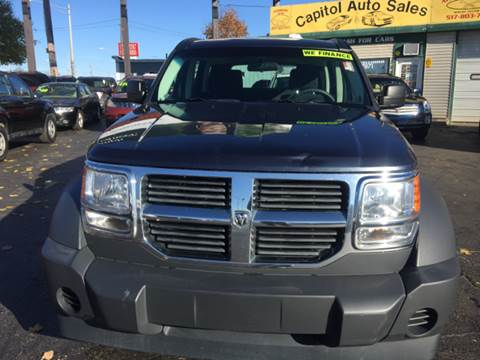 2008 Dodge Nitro for sale at Capitol Auto Sales in Lansing MI