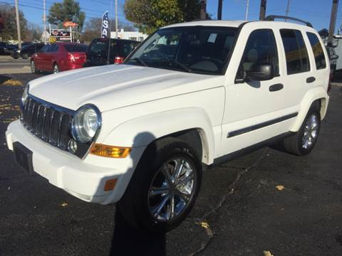 2005 Jeep Liberty for sale at Capitol Auto Sales in Lansing MI