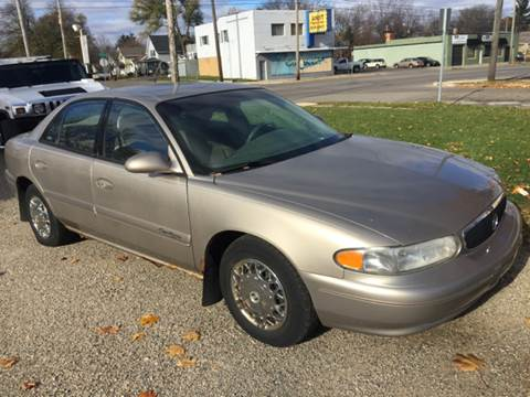 2001 Buick Century for sale at Capitol Auto Sales in Lansing MI