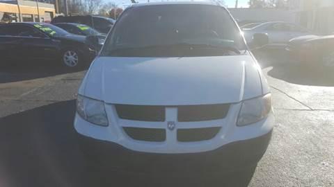 2003 Dodge Caravan for sale at Capitol Auto Sales in Lansing MI