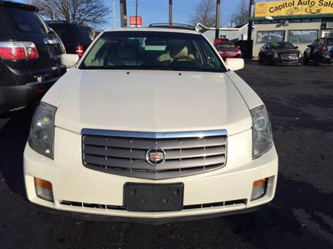2004 Cadillac CTS for sale at Capitol Auto Sales in Lansing MI