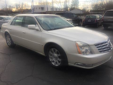 2008 Cadillac DTS for sale at Capitol Auto Sales in Lansing MI