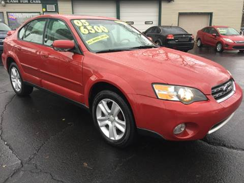 2005 Subaru Outback for sale at Capitol Auto Sales in Lansing MI