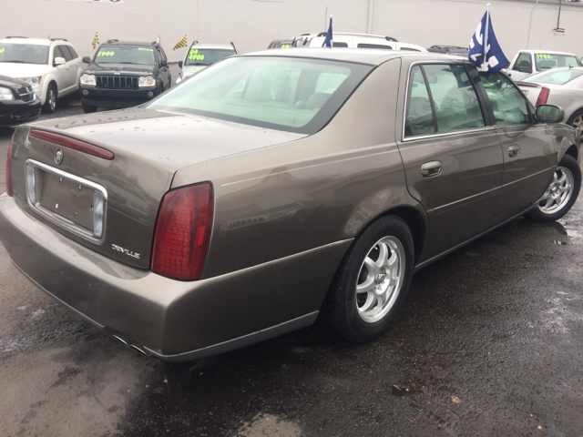 2000 Cadillac Deville Base 4dr Sedan In Lansing MI - Capitol Auto Sales