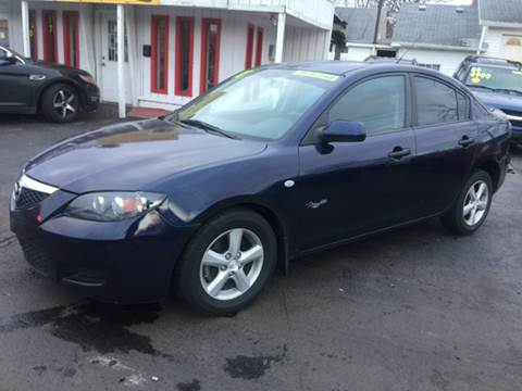 2008 Mazda MAZDA3 for sale at Capitol Auto Sales in Lansing MI