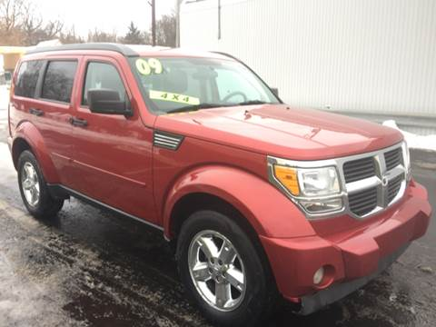 2009 Dodge Nitro for sale at Capitol Auto Sales in Lansing MI