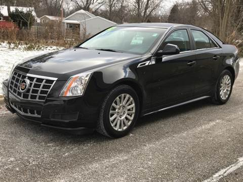 2012 Cadillac CTS for sale at Capitol Auto Sales in Lansing MI
