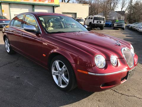 2008 Jaguar S-Type for sale at Capitol Auto Sales in Lansing MI
