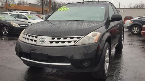 2007 Nissan Murano for sale at Capitol Auto Sales in Lansing MI