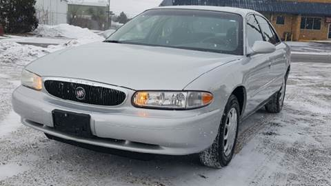 2005 Buick Century for sale at Capitol Auto Sales in Lansing MI