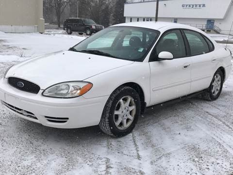 2007 Ford Taurus for sale at Capitol Auto Sales in Lansing MI