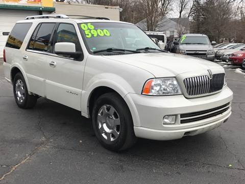 2005 Lincoln Navigator for sale at Capitol Auto Sales in Lansing MI