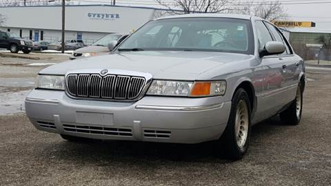 2001 Mercury Grand Marquis for sale at Capitol Auto Sales in Lansing MI