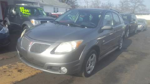 2006 Pontiac Vibe for sale at Capitol Auto Sales in Lansing MI