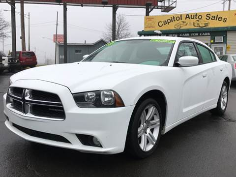 2011 Dodge Charger for sale at Capitol Auto Sales in Lansing MI