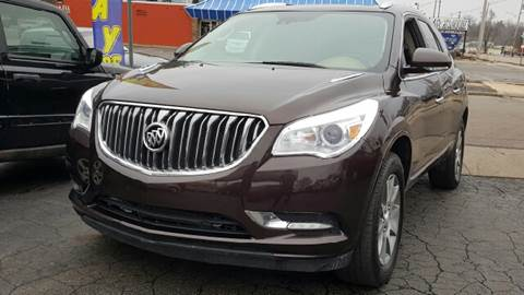 2015 Buick Enclave for sale at Capitol Auto Sales in Lansing MI