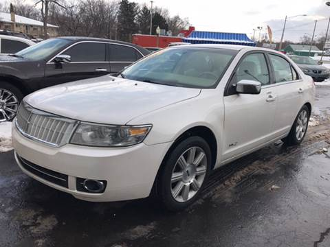 2009 Lincoln MKZ for sale at Capitol Auto Sales in Lansing MI