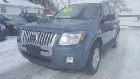 2010 Mercury Mariner for sale at Capitol Auto Sales in Lansing MI