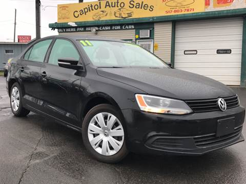 2011 Volkswagen Jetta for sale at Capitol Auto Sales in Lansing MI