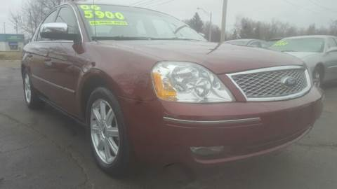 2006 Ford Five Hundred for sale at Capitol Auto Sales in Lansing MI