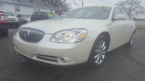 2008 Buick Lucerne for sale at Capitol Auto Sales in Lansing MI