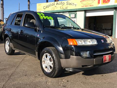 2005 Saturn Vue for sale at Capitol Auto Sales in Lansing MI