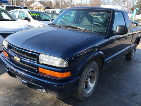 1998 Chevrolet S-10 for sale at Capitol Auto Sales in Lansing MI