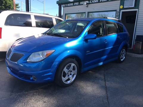 2008 Pontiac Vibe for sale at Capitol Auto Sales in Lansing MI