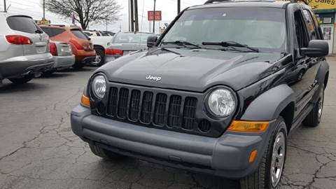 2006 Jeep Liberty for sale at Capitol Auto Sales in Lansing MI