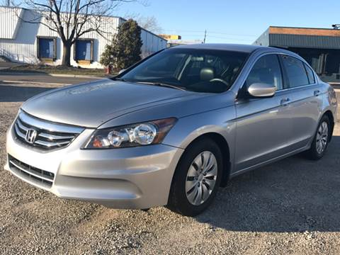 2011 Honda Accord for sale at Capitol Auto Sales in Lansing MI