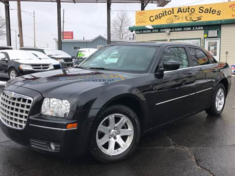 2007 Chrysler 300 for sale at Capitol Auto Sales in Lansing MI