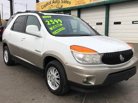 2002 Buick Rendezvous for sale at Capitol Auto Sales in Lansing MI