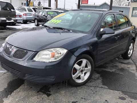 2009 Pontiac G5 for sale at Capitol Auto Sales in Lansing MI