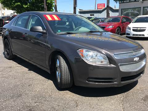 2011 Chevrolet Malibu for sale at Capitol Auto Sales in Lansing MI