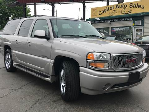 2006 GMC Yukon XL for sale at Capitol Auto Sales in Lansing MI