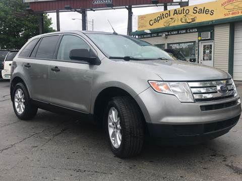 2008 Ford Edge for sale at Capitol Auto Sales in Lansing MI