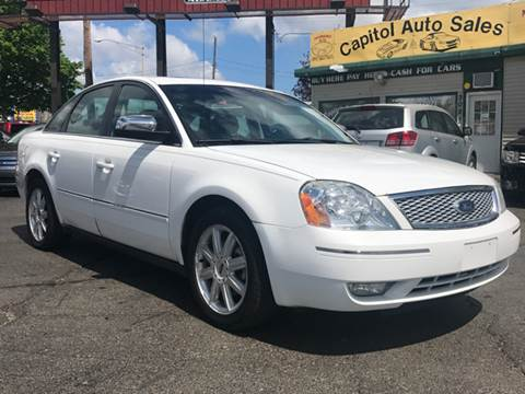 2005 Ford Five Hundred for sale at Capitol Auto Sales in Lansing MI
