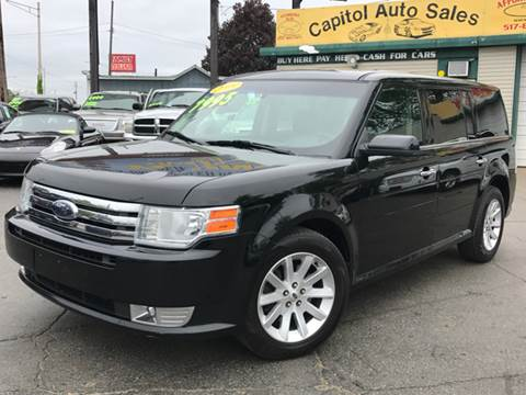 2009 Ford Flex for sale at Capitol Auto Sales in Lansing MI