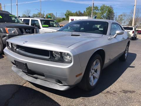 2010 Dodge Challenger for sale at Capitol Auto Sales in Lansing MI