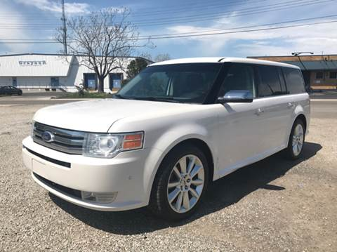 2011 Ford Flex for sale at Capitol Auto Sales in Lansing MI