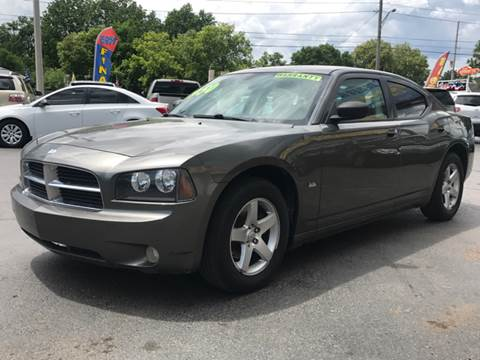 2009 Dodge Charger for sale at Capitol Auto Sales in Lansing MI
