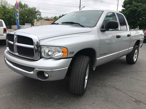 2003 Dodge Ram Pickup 1500 for sale at Capitol Auto Sales in Lansing MI