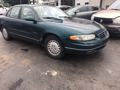 1998 Buick Regal for sale at Capitol Auto Sales in Lansing MI