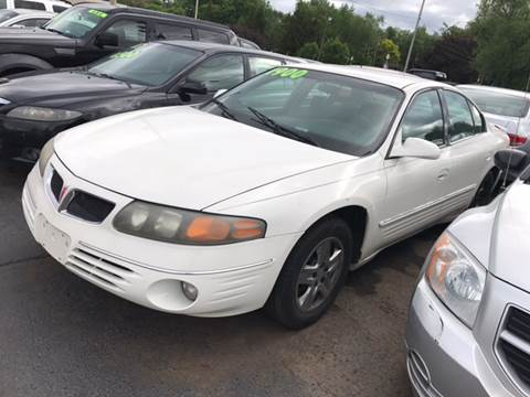 2001 Pontiac Bonneville for sale at Capitol Auto Sales in Lansing MI