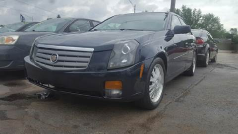 2005 Cadillac CTS for sale at Capitol Auto Sales in Lansing MI