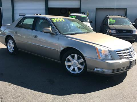 2006 Cadillac DTS for sale at Capitol Auto Sales in Lansing MI