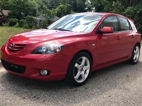 2004 Mazda MAZDA3 for sale at Capitol Auto Sales in Lansing MI