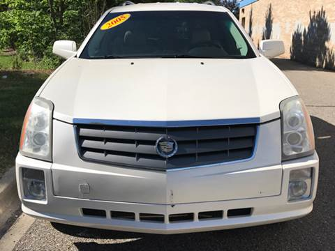 2005 Cadillac SRX for sale at Capitol Auto Sales in Lansing MI